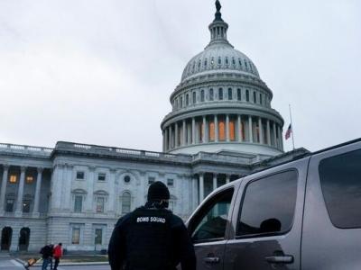 美媒:拜登就职典礼仍将按计划在国会大厦西侧外举行
