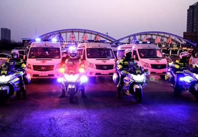 中国红十字基金会已向河北支援2172万余元物资