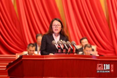 光明区政协委员汪琼:加强城市公园综合管理