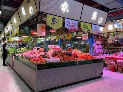 """深圳农贸市场""""旧貌换新颜"""",喜提国内首个该领域国家级装饰设计奖"""