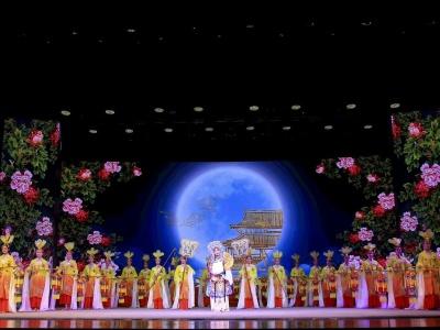 满屏中国风!深圳新春戏曲晚会大咖联袂演出