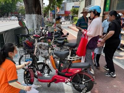 视频︱7月起,未注册登记不得上路,江门市民积极参与电动自行车登记