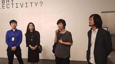 """看展 看""""广州影像三年展2021""""演绎交融的激流"""
