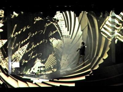 陆帕《狂人日记》要来了,上海大剧院春夏演出季有哪些看点