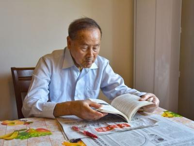 """东莞市石龙镇党龄最长的湛潮泰:""""我要对党、对社会、对人民有贡献"""""""