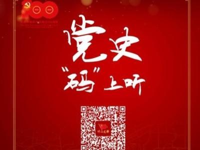 """线上线下联动,碧岭街道党史""""码""""上听音频节目广受党员群众好评"""