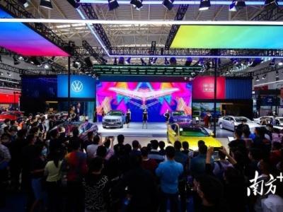 粤港澳大湾区车展拟于6月12日-20日在深圳举办