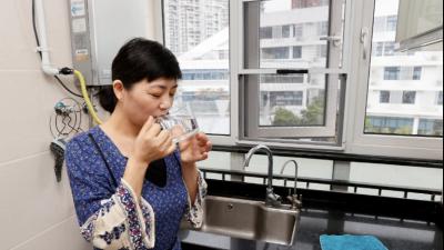深圳2025年将实现全城自来水直饮,打开水龙头就喝的日子已不再遥远
