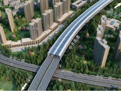 中开高速与新台高速大江南互通通车 粵西至中山珠海车程极大缩短
