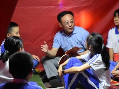 深圳市红岭小学:学党史办实事,兴教育暖民心