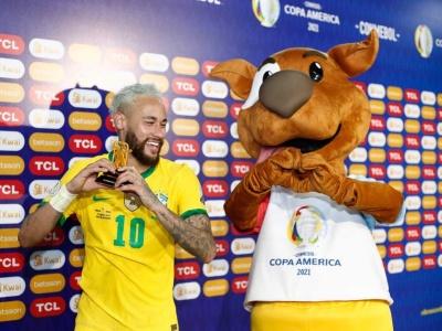南美洲足联:美洲杯期间已发现65例新冠阳性病例