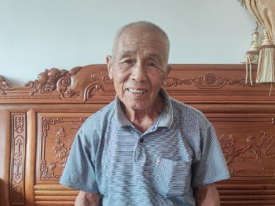 深汕老党员杨成丁:从儿童团长到护林老兵