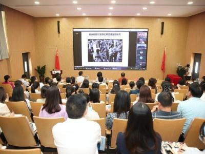 """为教师""""充电""""赋能!深圳市教科院光明分院暑期研训亮点纷呈"""