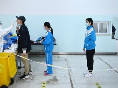 哈尔滨首轮核酸检测工作已全部完成,共检出29例阳性