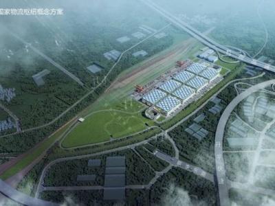 """全球首个""""铁路上盖智慧物流园""""在深圳开建,投资超百亿!"""