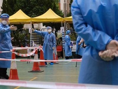香港医管局:延长一线医护人员雇用期至65岁