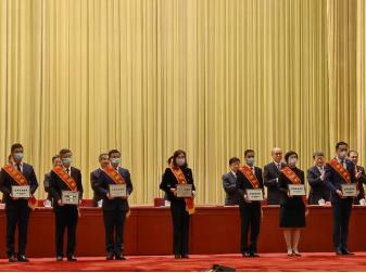 喜报!福田这些律所和律师被授予全国优秀荣誉称号