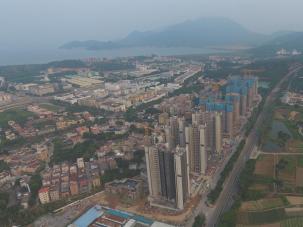 大鹏新区最大人才住房项目封顶 建成后可提供3054套住房