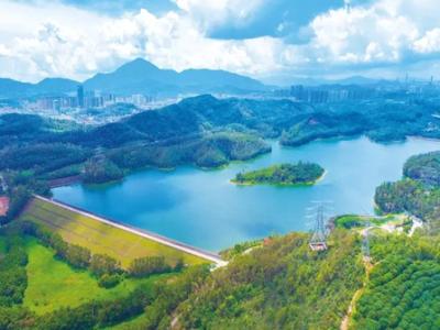 《2020年深圳市水土保持公报》发布:2020年完成水土保持生态治理面积6.28平方公里
