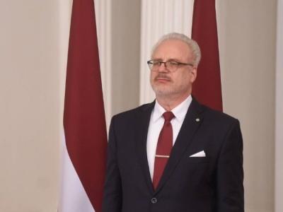 拉脱维亚总统新冠病毒检测结果呈阳性