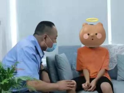 """深圳一""""熊孩子""""觉得好玩多次报假警,警方提醒:谎报警情是违法行为"""