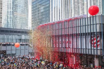 深圳5万平方米以上购物中心超过100个!8个购物中心年营收超30亿元